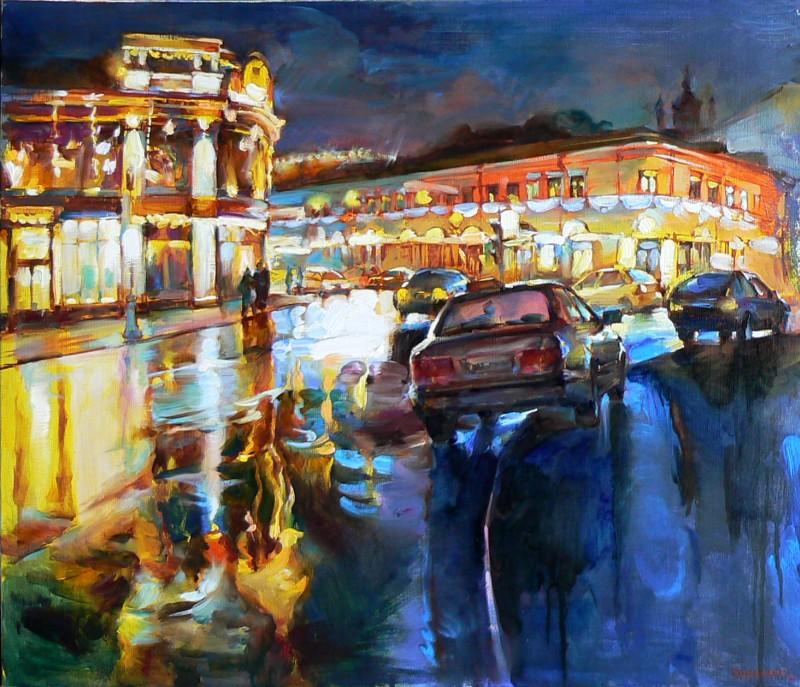 Художник родился 24 февраля 1963 года в городе магдебург (германия)